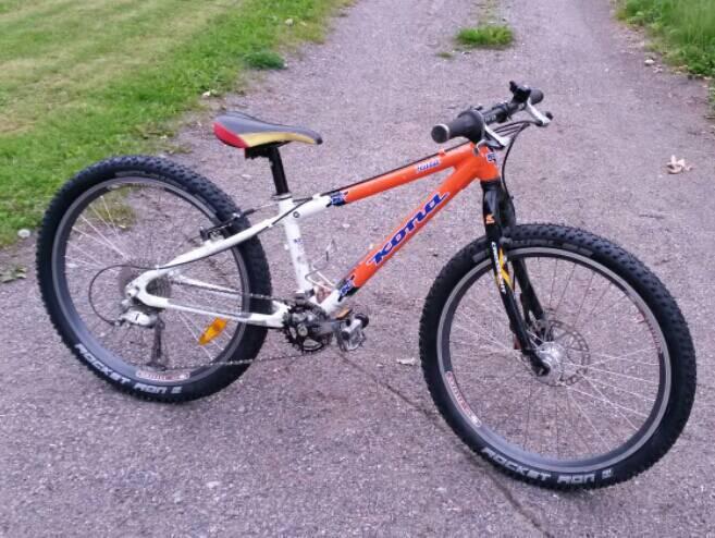 Maastopyörä 26 tuumaa