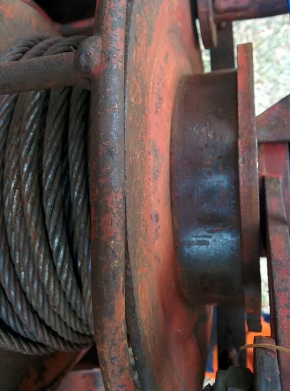 My logging winch repair project | Page 2 | Arboristsite com