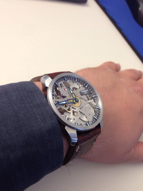 Tissot Owners Post... - Page 2 Y2a2yrad