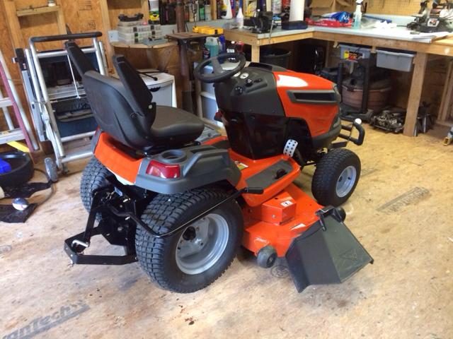 Husqvarna Craftsman 3 Way Lawn Garden Tractor Mower Hitch