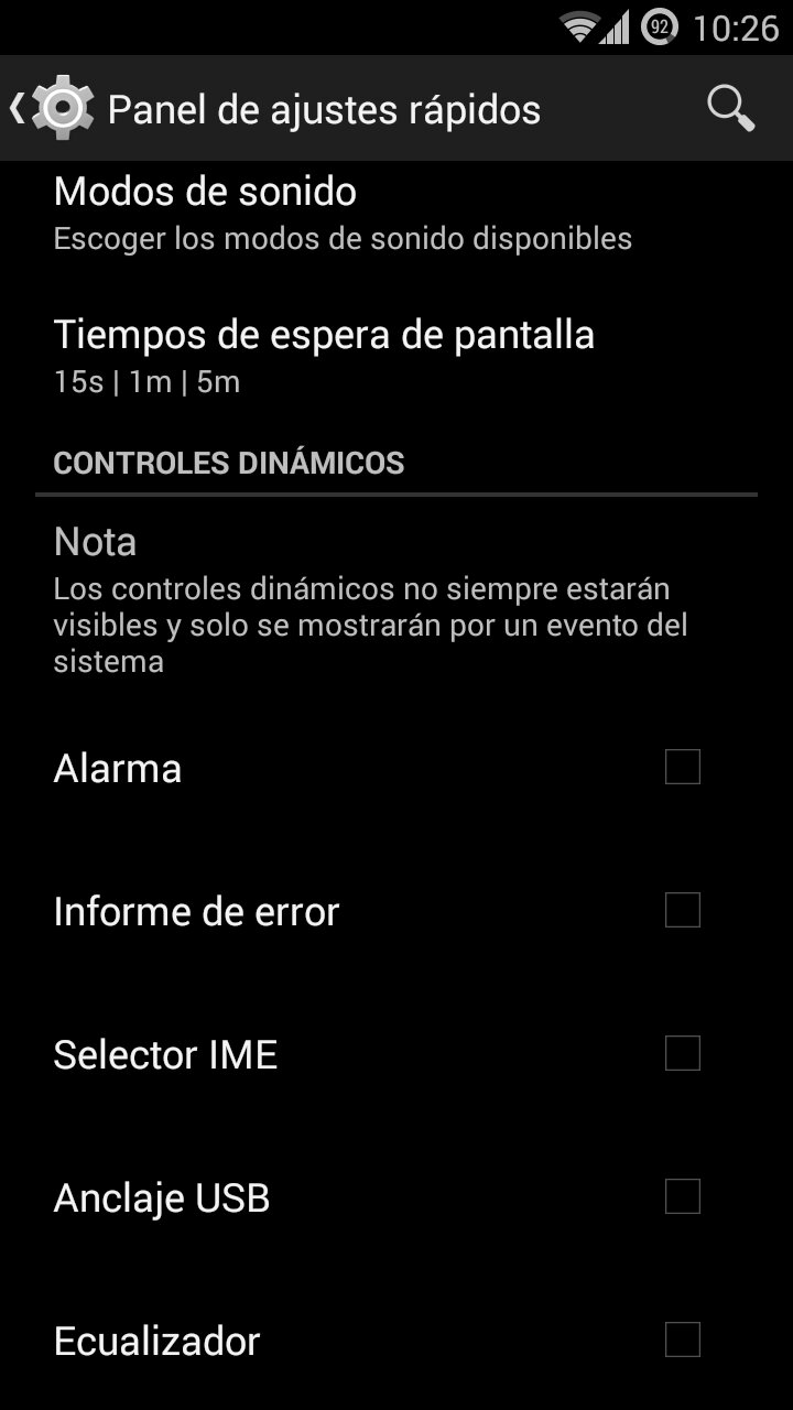 ROM [ VOL II ] CyanogenMod 11 Oficial (Nightly) Builds [Archivos ...