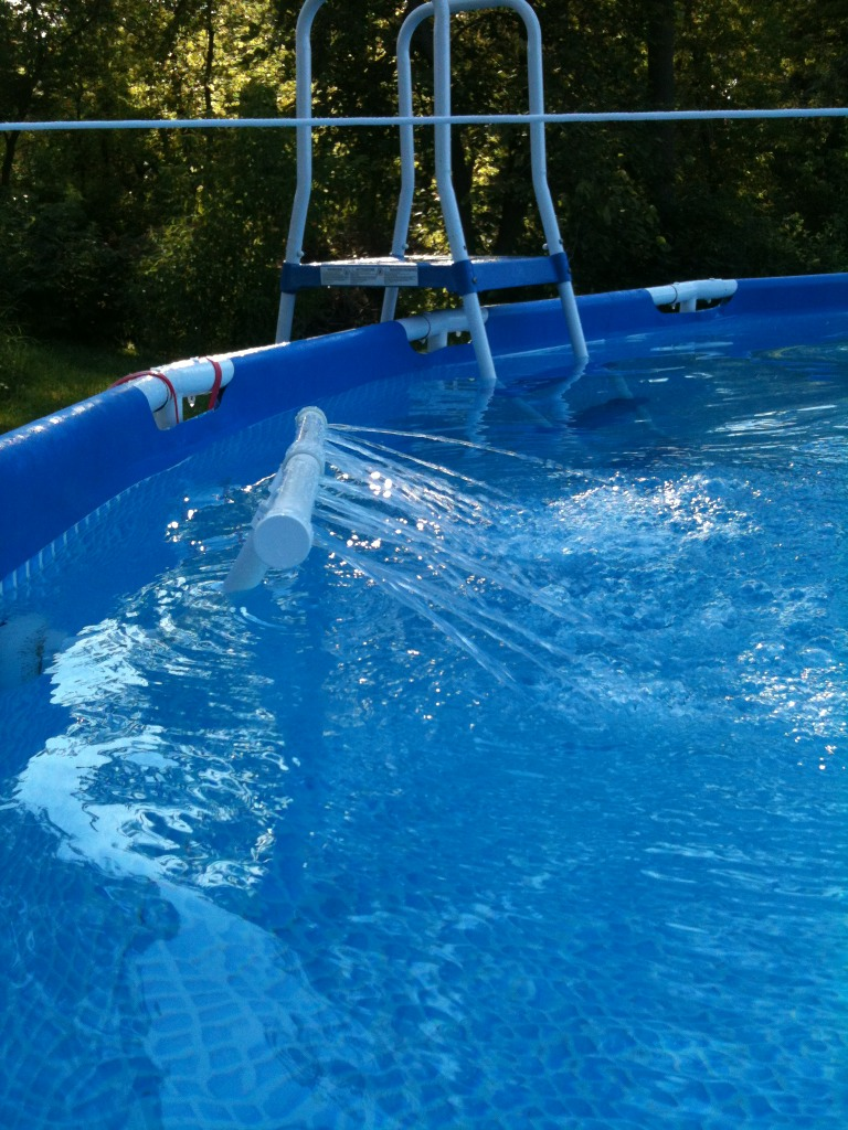 My DIY aerator... | Trouble Free Pool