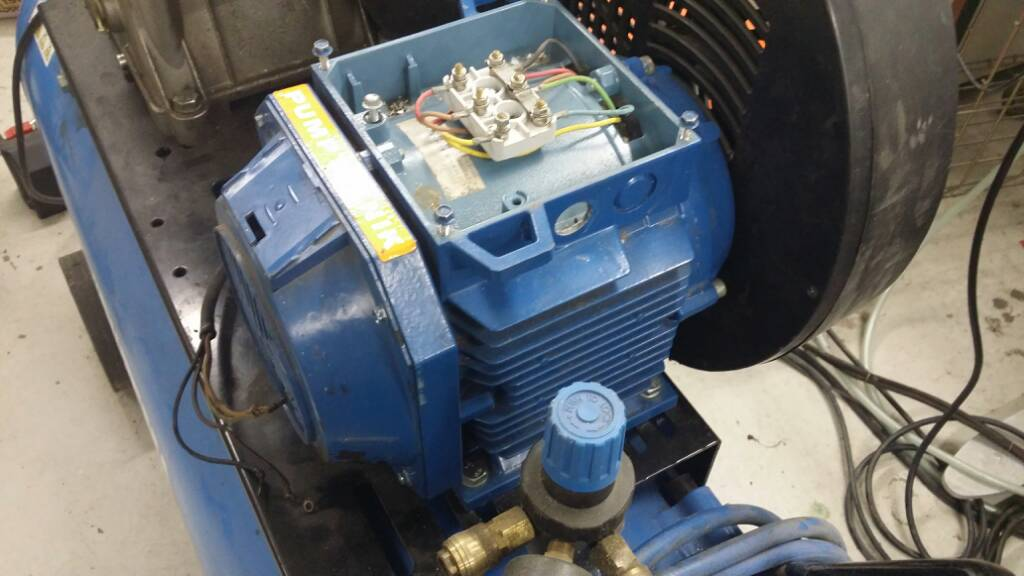 Y koppling motor