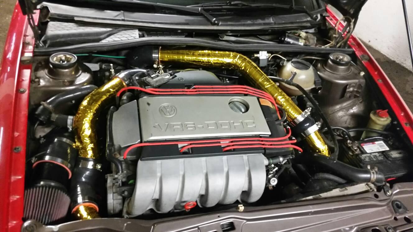 VWVortex com - 12 obd2 vr6 turbo kit complete