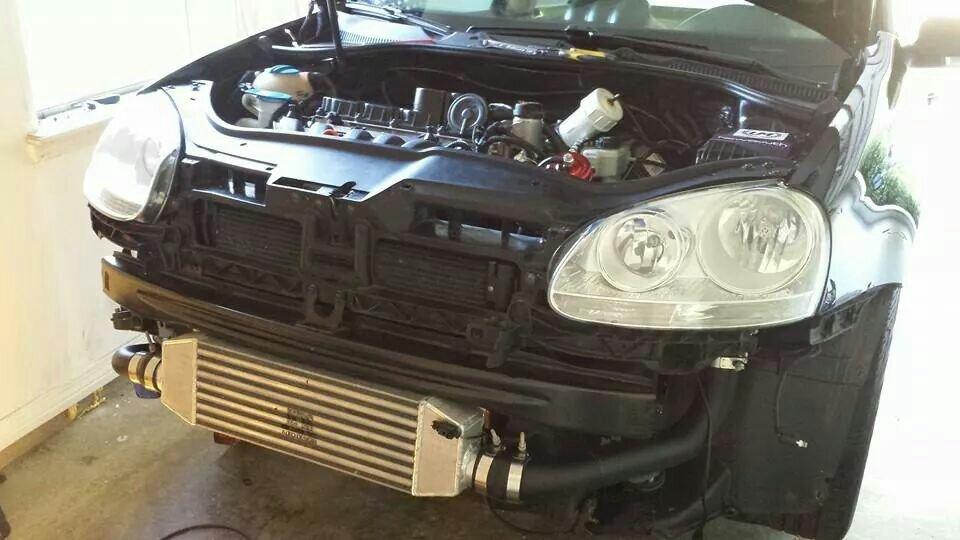 For sale jdl 2 5 top mount turbo kit - VWVortex com