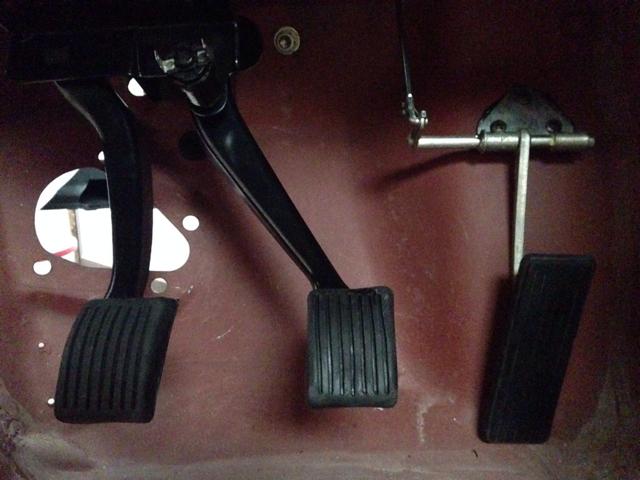 lj clutch brake pedal box assembly general hb lc ta lj gmh torana rh gmh torana com au Pedal Covers Manual Manual Foot Pedals