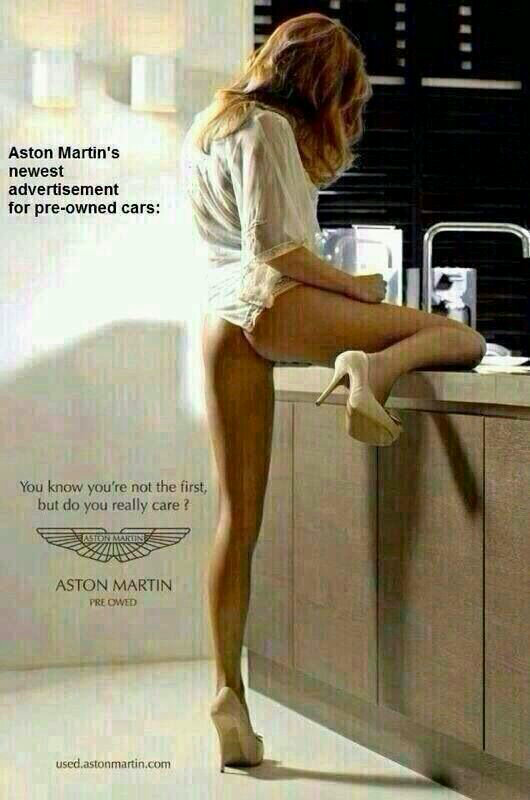Aston Martin S Ad For Used Cars Printable Version