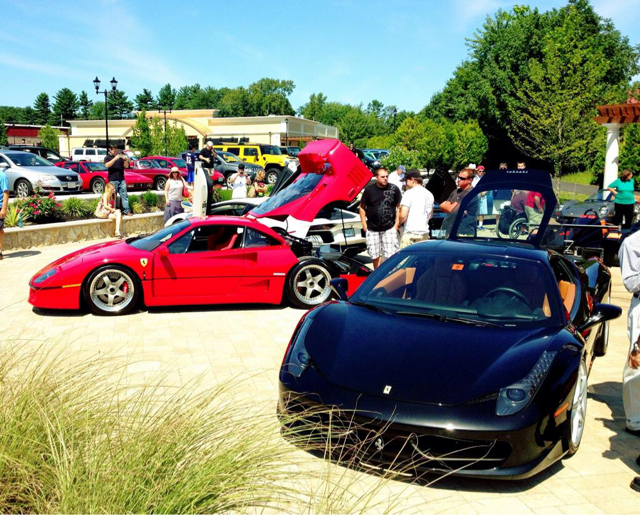2nd Annual Tuscan Kitchen Italian Car Show Meetup Sunday August 17