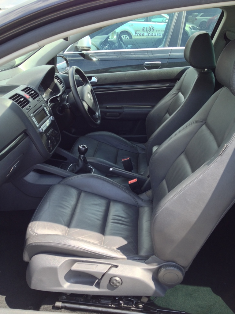 Bucket Seats Fixed Back Only No Recliners Wanted Mk5 Golf Gti
