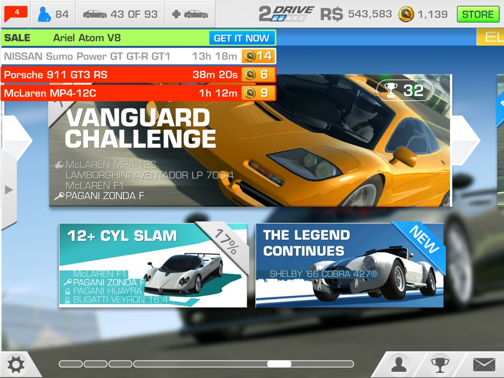 Mobile Real Racing 3 Annoying As Heck But Fun Page 9 Octopus Overlords
