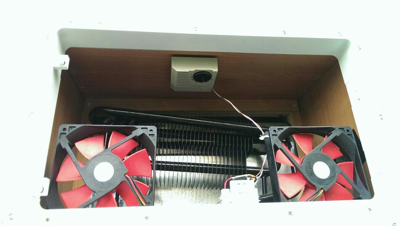 Kühlschrank Lüfter : Slimtower dometic lüfter heizung und klima wohnwagen