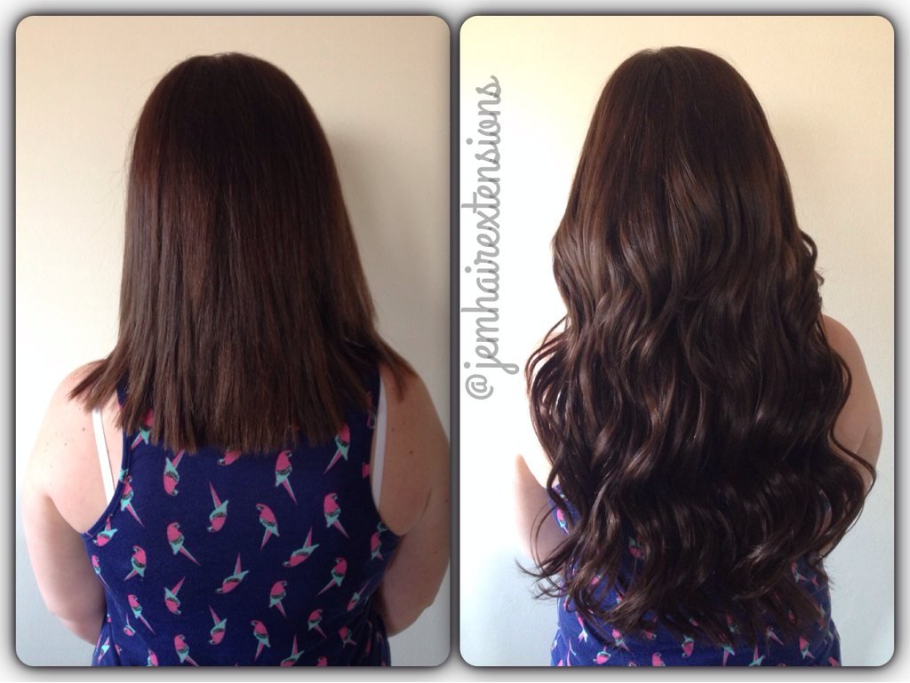 Before And After Hair Extensions Page 110 Salongeek