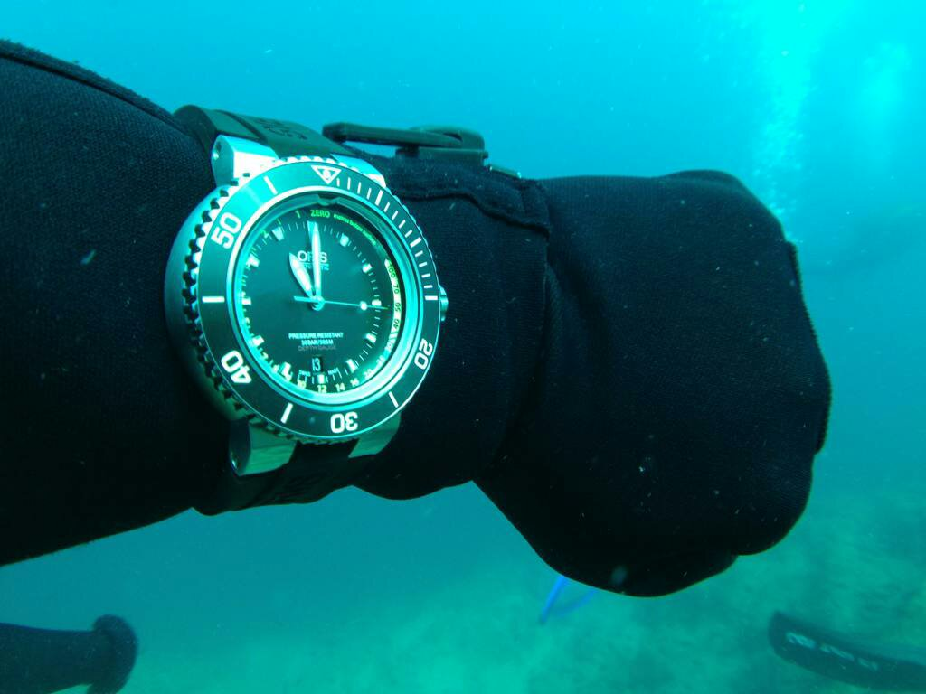 The Ultimate Dive Watch Used While Diving Photo Thread - Page 8
