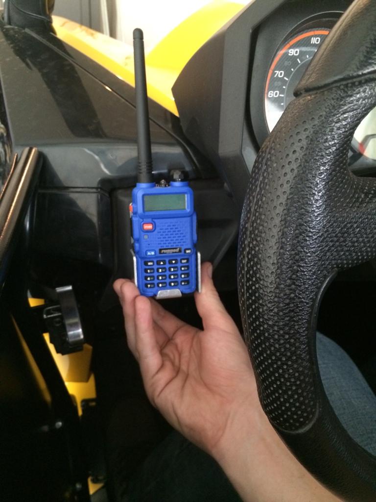 My Rugged Radio Setup