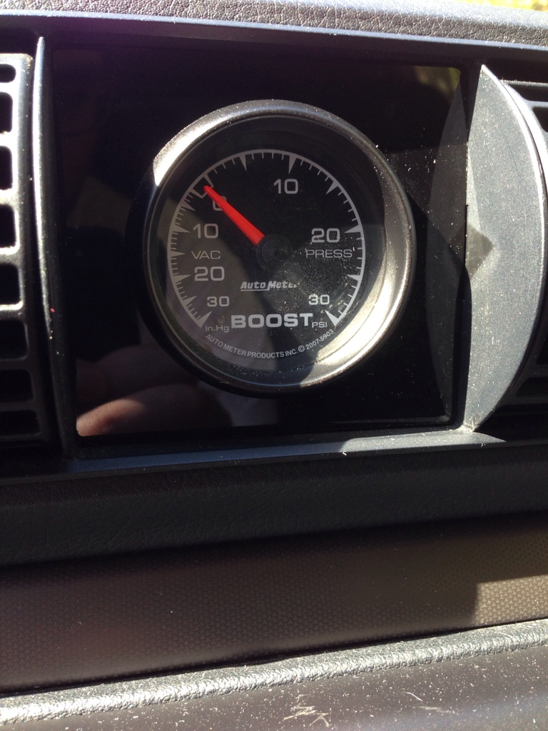 Respectable boost gauges? - Page 2