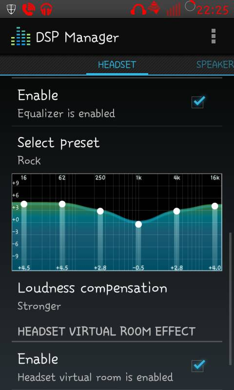 CyanogenMod DSP Manager on L70 - LG L70 | Android Forums