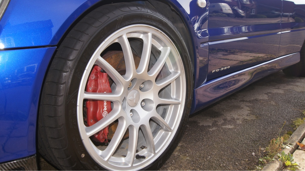The MLR Evo aftermarket wheel fitment thread - Page 4 - Mitsubishi ...