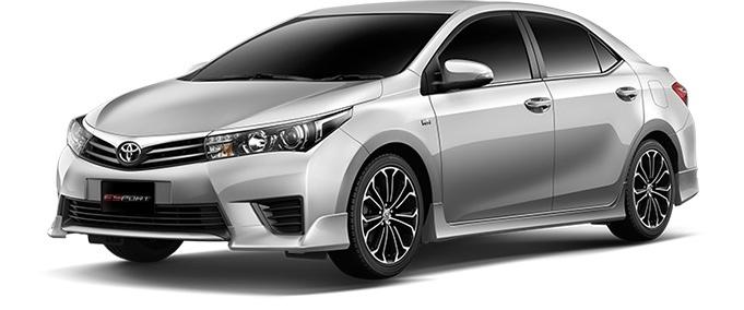 11th Generation Toyota Corolla Pakistan - y3a2eren