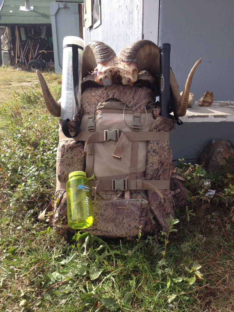 Hunting Packs with Bow Holder [Archive] - TexasBowhunter com