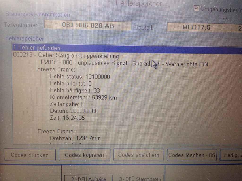 ScIROCco Forum - Das erste Forum zum neuen VW Scirocco 3 - Fehler ...