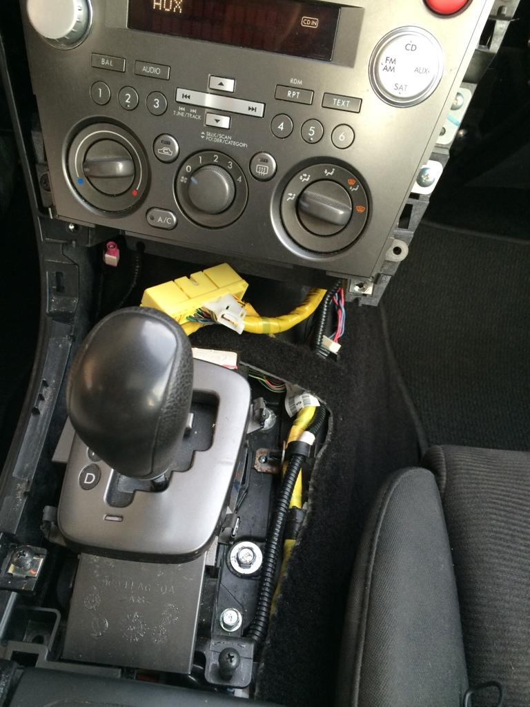 Airbag module, destination code - Subaru Legacy Forums