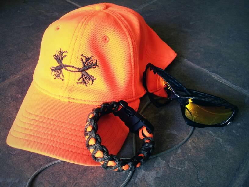 under armor blaze orange hats