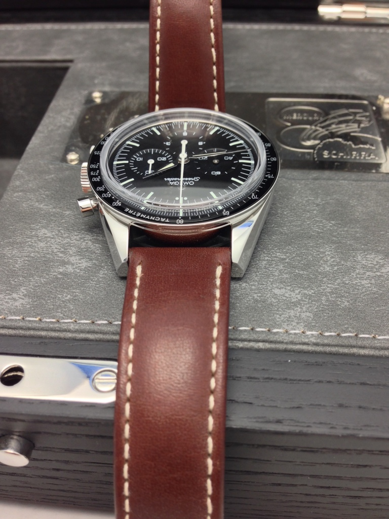 Fs Omega Speedmaster First Omega In Space Warranty Archive