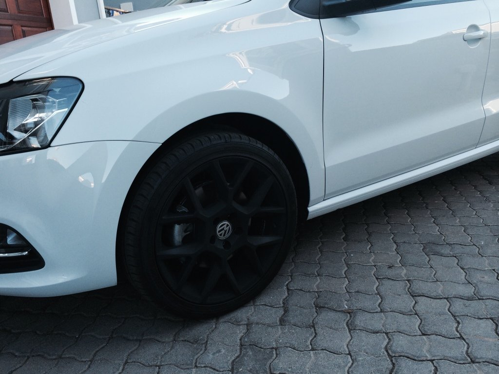 Lowering Kit Polo 1 2 Tsi The Volkswagen Club Of South Africa
