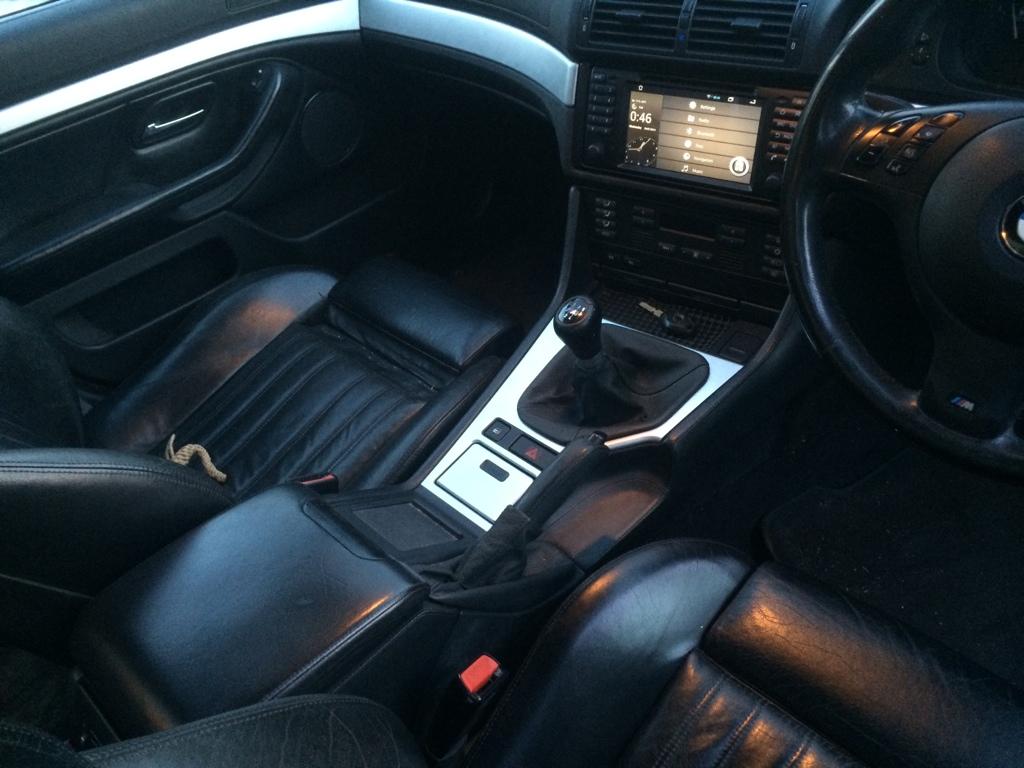 E39 Satin Silver Interior Trim Bmw Driver Net Forums