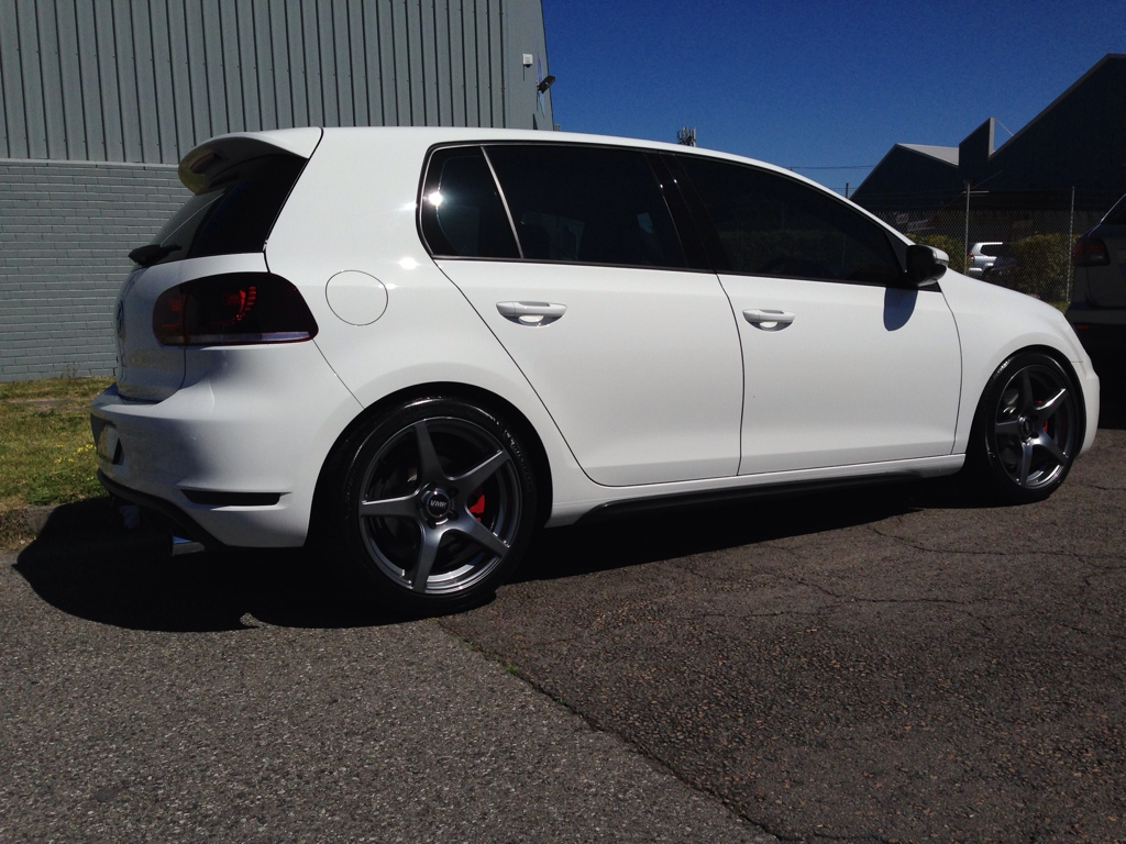 My other german fling mk6 gti archive vwgolf net au australian vw golf forum
