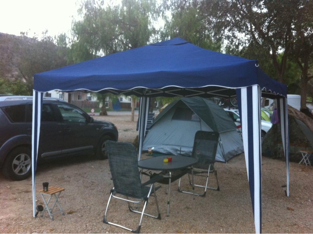 ... Tiendas Camping Decathlon ~ Pergola Plegable Decathlon Toldos Y  Pergolas ...