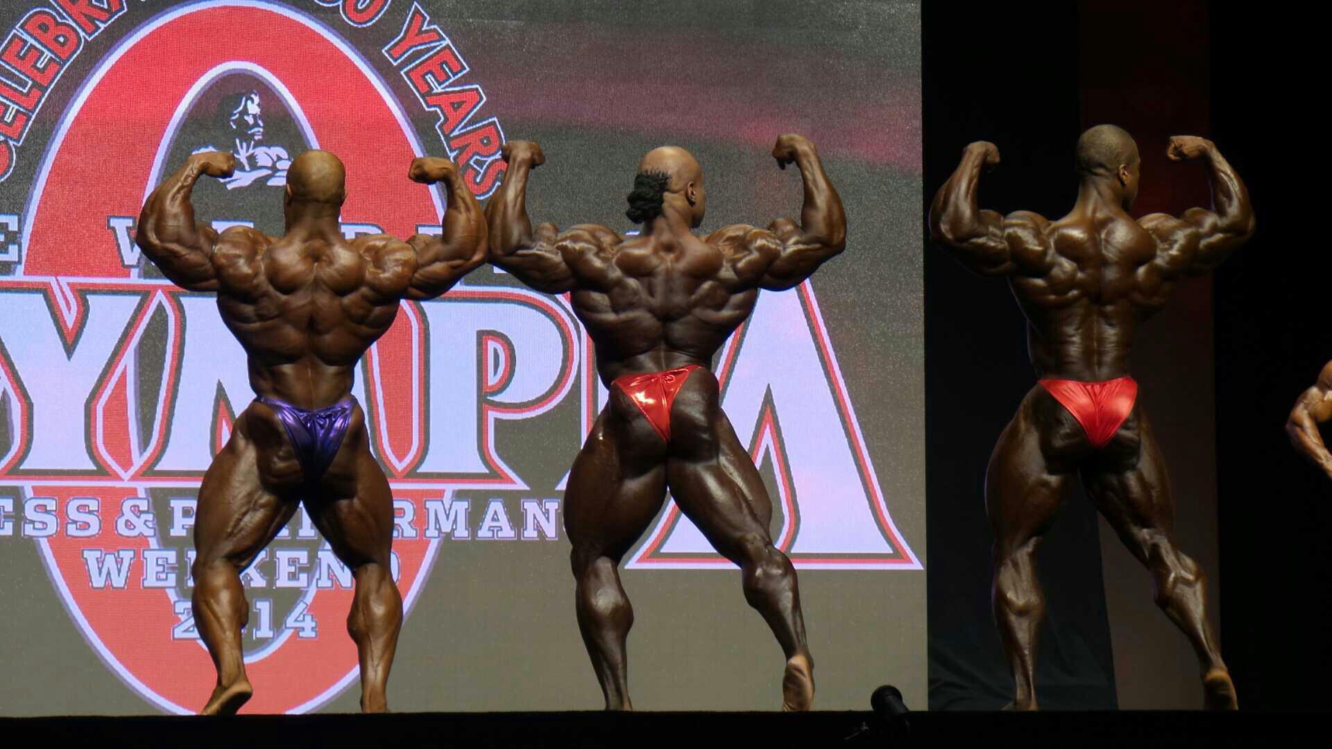 Mr. Olympia 2014 Webcast Hajymepa