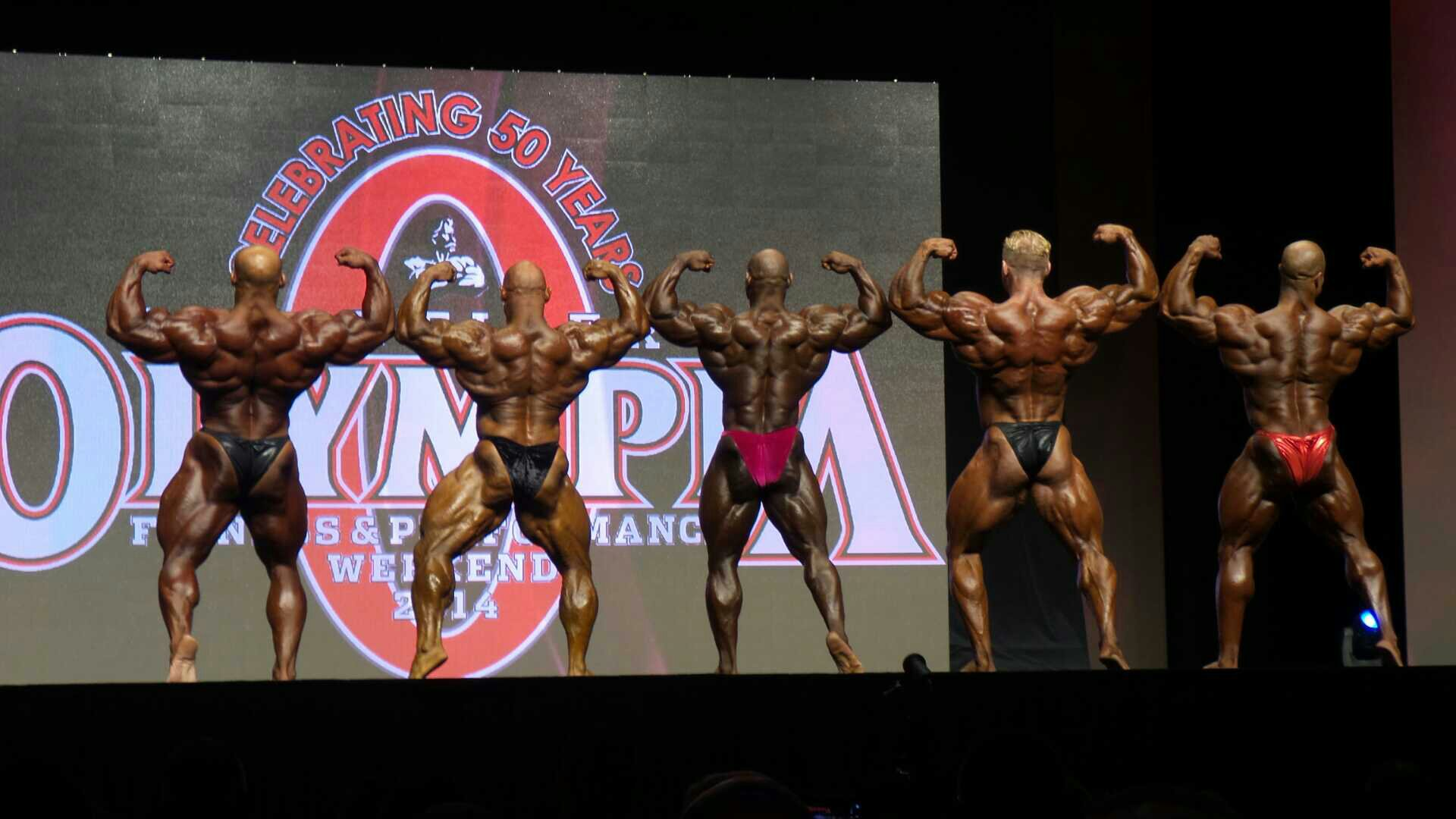 Mr. Olympia 2014 Webcast Ypapejep