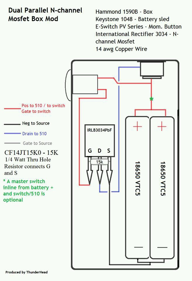 For In Box Mod Mos Fet Wiring Diagram Diagramrh83tempoturnde: Mos Fet Mod Box Wiring Diagram Batteries At Gmaili.net