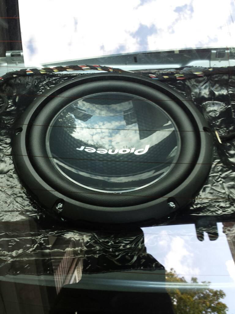 Bang Olufsen Subwoofer Upgrade Bo Archive Audizine Forums Bose Amplifier Wiring Diagram For Bazooka Audiworld