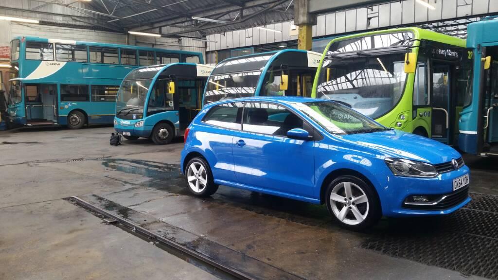 New member hello all - UK-POLOS NET - THE VW Polo Forum