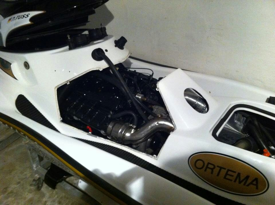 4 Tec in Seadoo XP (X4 hull) build - Page 5