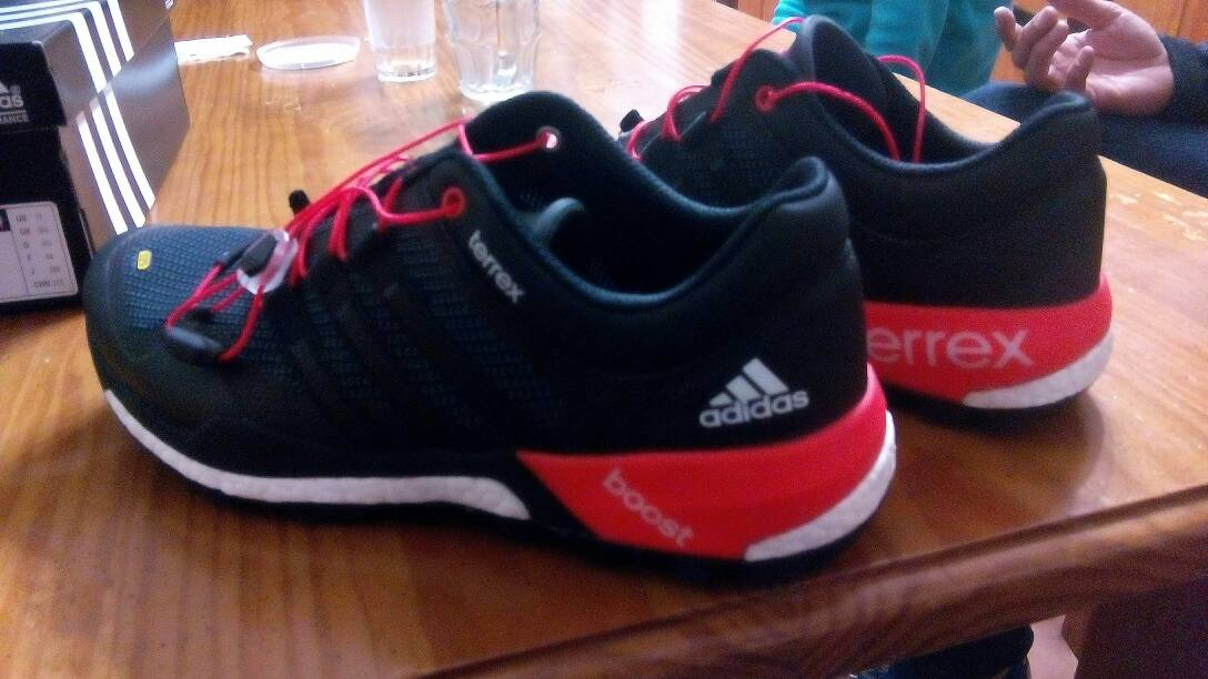 zapatillas adidas terrex boost