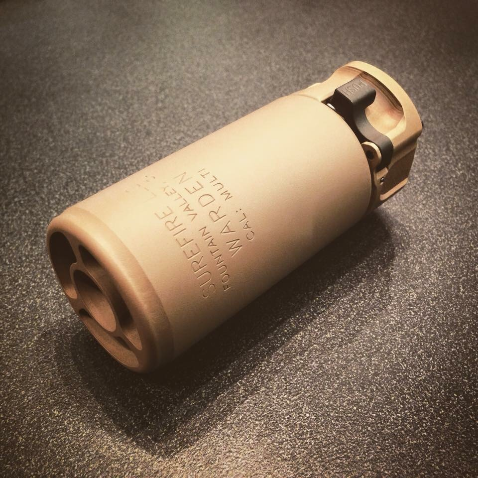 Surefire SOCOM muzzle blast device - Page 14