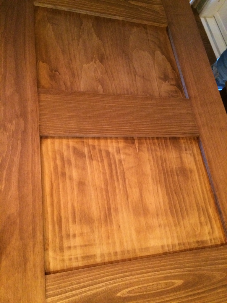 How Can I Fix My Poor Staining Job Canadian Woodworking