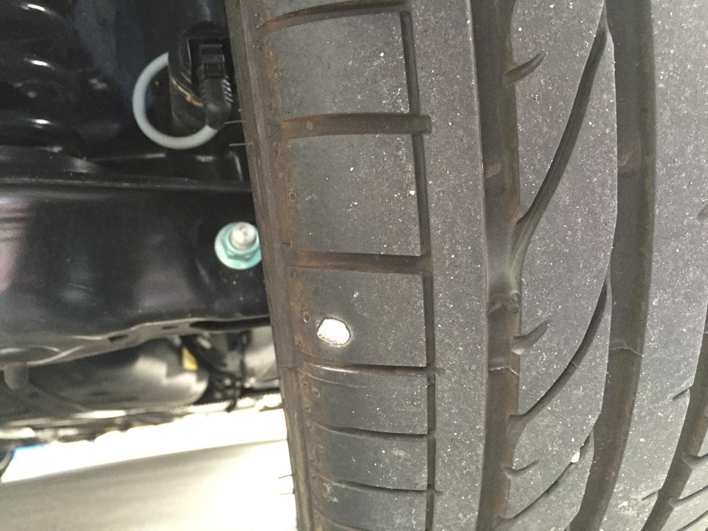 VWVortex.com - OEM Tires discontinued???