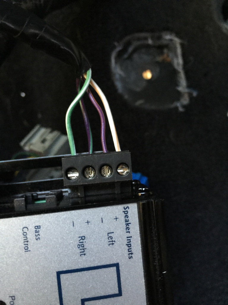 Factory Subwoofer Wiring Colors Powerstrokearmy 2004 F150 Harness Sent From My Iphone Using Tapatalk