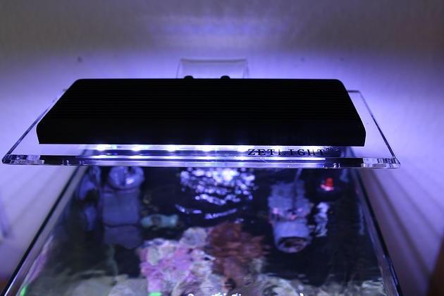Lampada a led per acquario plafoniera led cm light luce