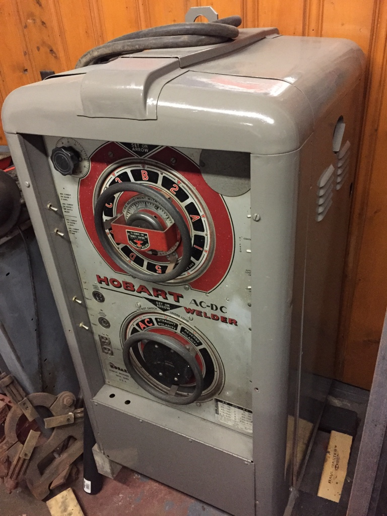 Machine Tool Resto Thread - The Garage Journal Board