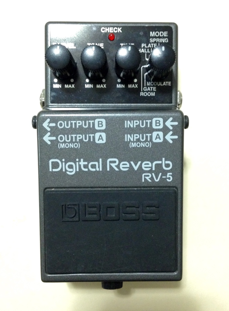For Sale: Empress ParaEQ, Boss RV-5, Boss OC-3, Mooer ABY