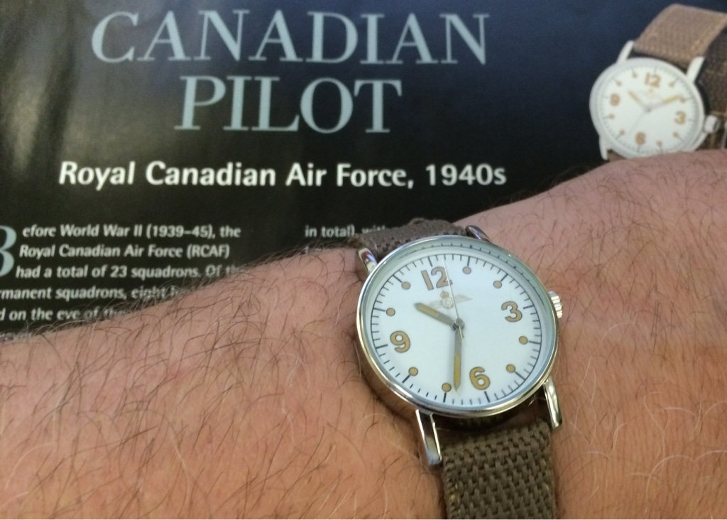 watches air vintage other pilot royal airforce watch force image ck omega