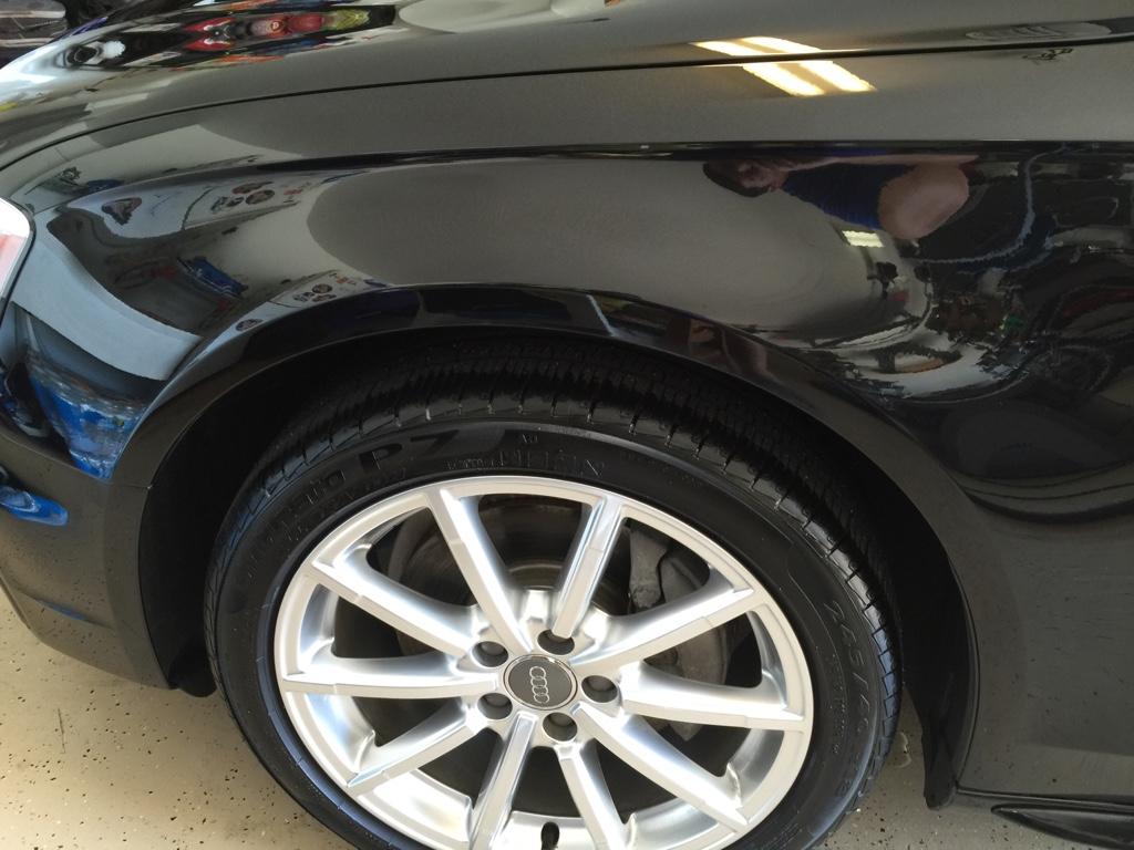 Best Wax Etc For Newer Car Metallic Black Paint