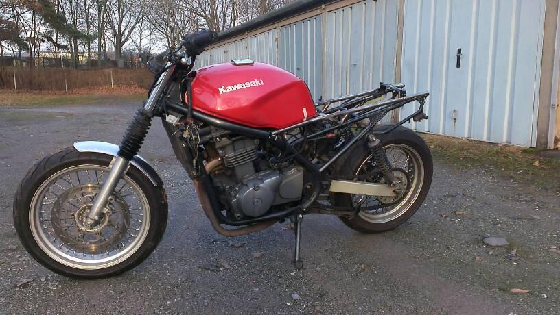Kawasaki Er 5 Vergaser Einstellen Motorrad Bild Idee