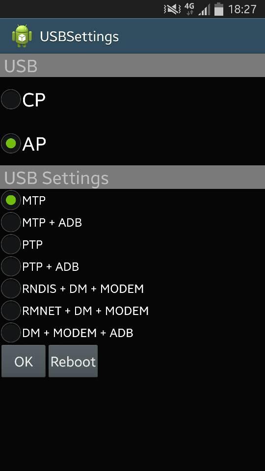 Samsung GALAXY Note 3 - Secret Codes / Hidden Menu