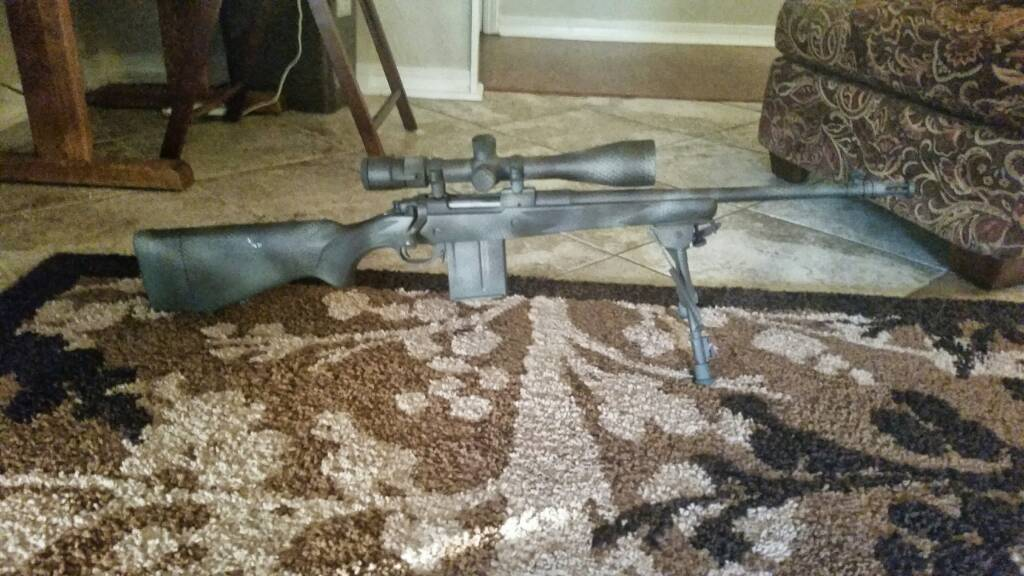 308 Ruger hunting rifle with Vortex Scope for Sale/Trade